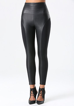 CORSET LEGGINGS at bebe