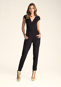 bebe Meadow Jumpsuit