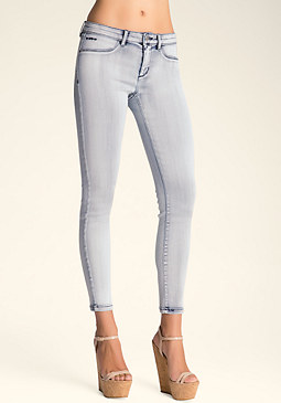 bebe Heartbreaker Jeggings