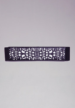 bebe Cutout Stretch Belt