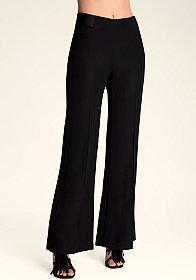 bebe Katrina Flare Trousers