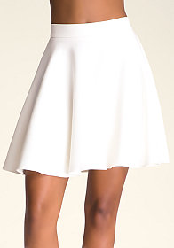 bebe Jessica Circle Skirt