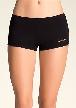 bebe Logo Sleep Bottoms