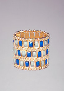 Bead Stretch Bracelet at bebe