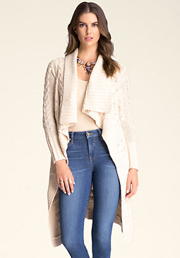 bebe Cable Cover Up