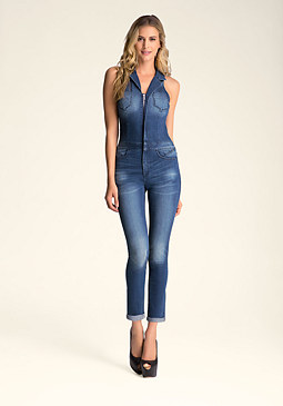 bebe Riveter Flight Suit