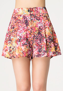 bebe High-Waist Easy Shorts