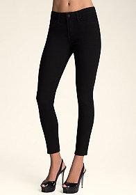 Slim Black Jeans at bebe