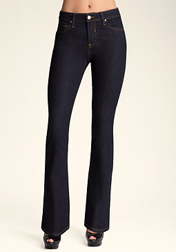 Hourglass Bootcut Jeans at bebe