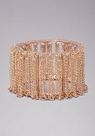 Chain Stretch Bracelet at bebe