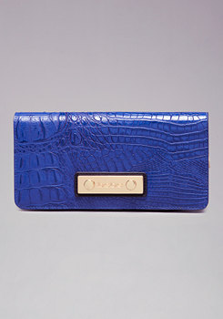 Calla Colorblock Wallet at bebe