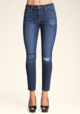 Hourglass Athens Jeans at bebe