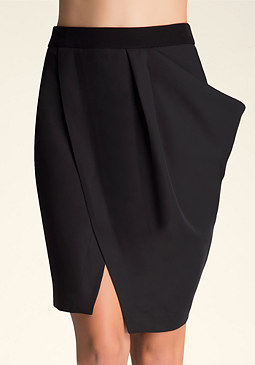 bebe Katrina Pencil Skirt