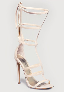 Lizzie Gladiator Sandals at bebe