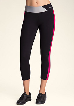 bebe bebe Sport Crop Leggings