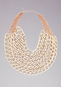 Chainlink Necklace at bebe