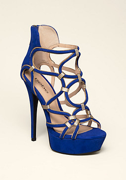 bebe Charmaine Strappy Sandals