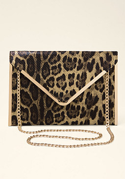AUBREE ENVELOPE CLUTCH at bebe