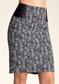 bebe Chloe Tweed Skirt