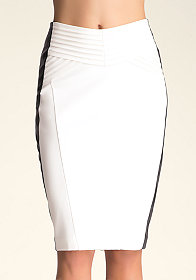 bebe Kirstie Pencil Skirt