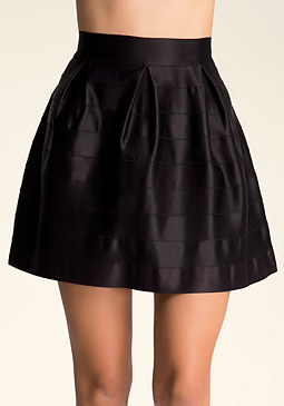 ZOLA STRETCH SKIRT at bebe