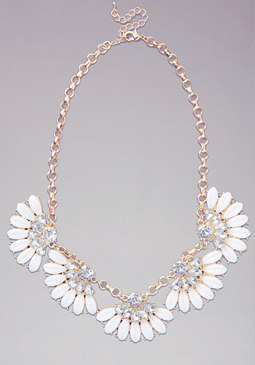 bebe Petal Necklace