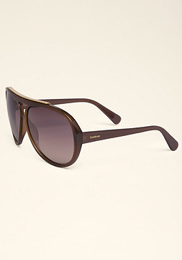 bebe Ombre Aviator Sunglasses