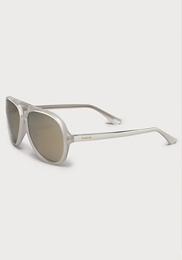 bebe Maya Aviator Sunglasses