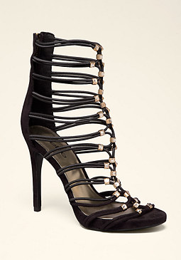bebe Adrienne Strappy Sandals
