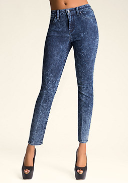 bebe Hourglass Augusta Jeans