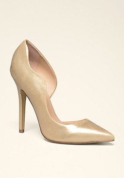 bebe Farnaz Single Sole Pumps