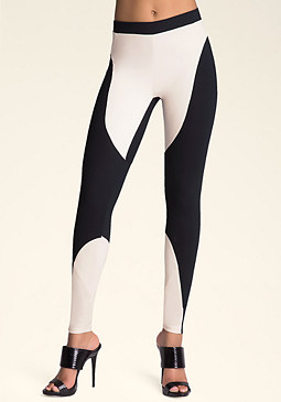 bebe Roadtripper Leggings