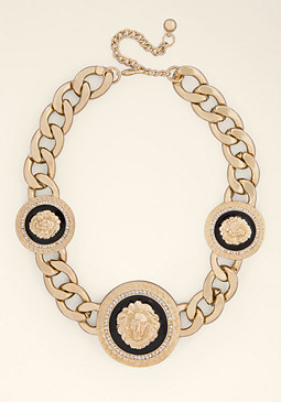 Lion Statement Necklace at bebe