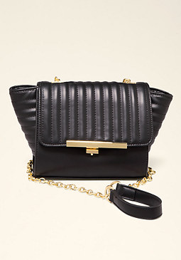 bebe Angelique Crossbody Bag