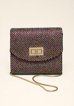 bebe Amalia Crossbody Bag