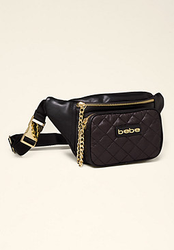 bebe Lia Sport Belt Bag