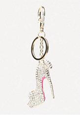 bebe Peeptoe Key Chain