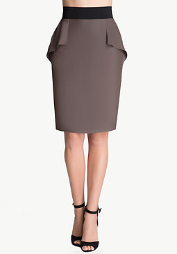 bebe Nicole Pencil Skirt