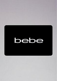 bebe E-Gift Card