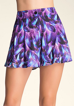 bebe Easy High-Waist Shorts