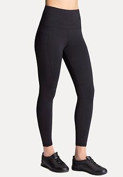 bebe High-Waist Workout Leggings