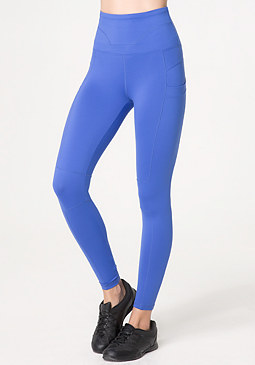 bebe High-Waist Workout Leggings