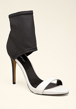 bebe Coraa Ankle Cuff Sandals