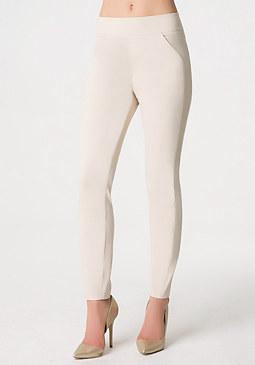 bebe Libby Linen Pants