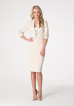 Leona Pencil Skirt at bebe