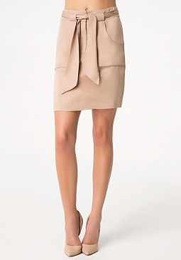 bebe Kendra Cargo Pocket Skirt