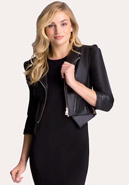 bebe Valentina Corset Jacket