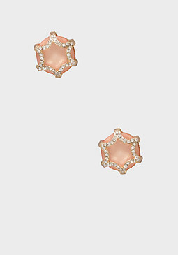 bebe Starburst Stud Earrings