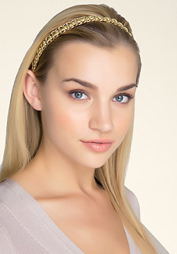 bebe Chain Soft Headband