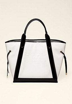 bebe Madison Logo Tote